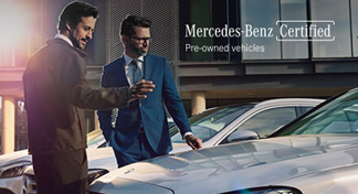 Mercedes Benz Certified Benz Dealer