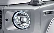 Mercedes-AMG G 63 feature - Multibeam LED