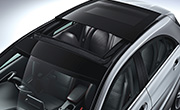 Mercedes A class specs - Panoramic Sliding Sunroof