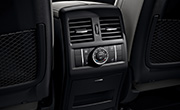 Mercedes GLE specs - Thermotronic 3-zone automatic climate control
