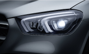 LED High Performance headlamps (Available with GLE 300d 4MATIC LWB)